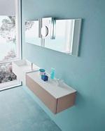 мебели за баня с уникален външен вид солидни