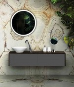 солидни  мебели за баня мат
