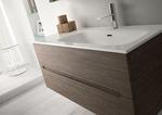 конзолни шкафове за баня модернистични