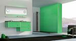 модернистични  конзолни шкафове за баня