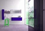 мебели за баня с механизми blum модернистични