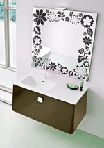 мебели за баня с механизми blum солидни