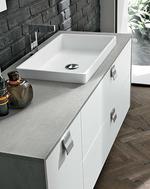 мебели за баня за големи бани първокласни