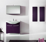 солидни  мебели за баня за големи бани
