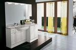 модернистични  мебели за баня за големи бани