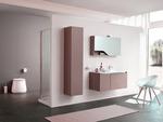 мебели за баня за мокри помещения модернистични