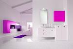 солидни  мебели за баня за мокри помещения