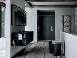 дизайнерски мебели за баня модернистични