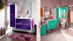 дизайнерски мебели за баня солидни
