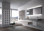 мебели за баня с плот камък първокласни