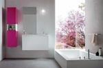 първокласни мебели за баня с плот камък