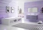 луксозни шкафове за баня модернистични