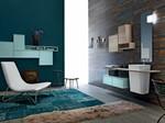 висок клас мебели за баня модернистични