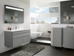 качествени мебели за баня модернистични