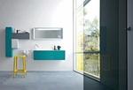 влагоустойчиви мебели за баня модернистични