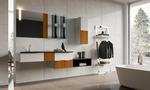 първокласни дизайн на шкафове за баня