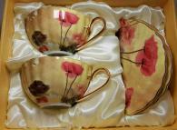 Подаръчен комплект чаши за двама