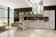 Кухня масив бяла Лиса
