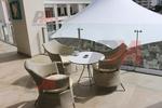 Дизайнерски плот за маса от верзалит за заведение