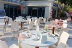 Основи за маса за ресторанти, за вътрешно и външно използване