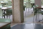 Плотове за маса в заведение с дизайн