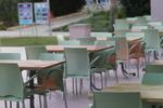 Устойчива стойка за бар маса за хотел