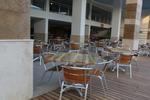 Плот за маса от верзалит за хотели