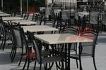Дизайнерски плотове за маса от верзалит за спа центрове