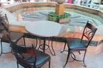 Качествени прахово боядисани стойки за маса