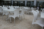 Пластмасова маса за плаж за бар