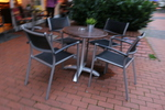 База за Вашата маса за хотел, от високоустойчиви материали