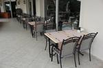 Качествен плот за маса за плаж от верзалит