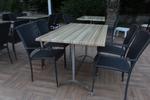 Плотове за маса за плаж от верзалит