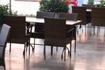Метални бази за маса за кафене