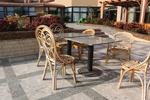 бази за маса с кръгла основа за плаж