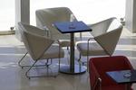 Основи за маса с кръгла основа за заведение