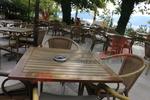 Качествена база за бар маса за ресторант