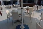 Верзалитови плотове кръгли за маса с допълнително покритие за износоустойчивост