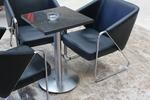 Дизайнерска основа за маса от неръждаема стомана
