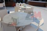 Дизайнерски бази за маса за сладкарница