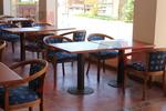 Основи за маса с кръгла основа за външно ползване