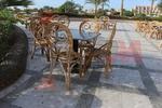 Дизайнерски плотове за маса от верзалит за басейни