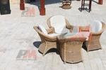 Маса и стол от естествен ратан за всички видове пространства