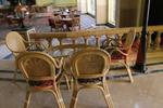 Маса и стол от естествен ратан