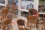 Мебели маси от естествен ратан