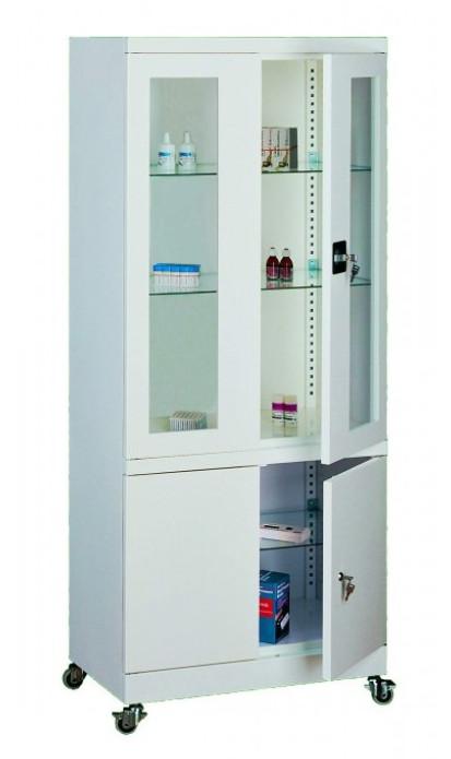 Медицински шкаф Sml 104 на колела