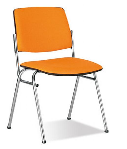 Посетителски стол ISIT chrome V