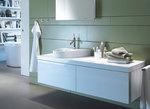 атрактивни шкафове за баня с водоустойчиви полиуретанови лакове най-нови