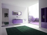 уникални шкафове за баня с водоустойчиви полиуретанови лакове иновантни