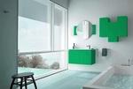 с механизъм шкафове за баня с гаранция водоустойчиви